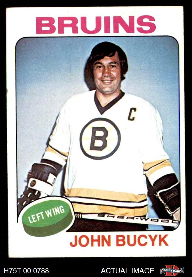 1975-76 Topps Boston Bruins Near Team Set 6.5 - EX/MT+ | eBay Bruins Roster 1975