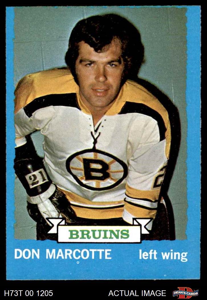 1973-74 Topps Boston Bruins Near Team Set 3 - VG | eBay Bruins Roster 1973