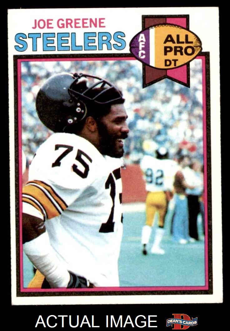 1979 Topps #320 Jack Ham Pittsburgh Steelers Football Card Verzamelkaarten, ruilkaarten Verzamelingen
