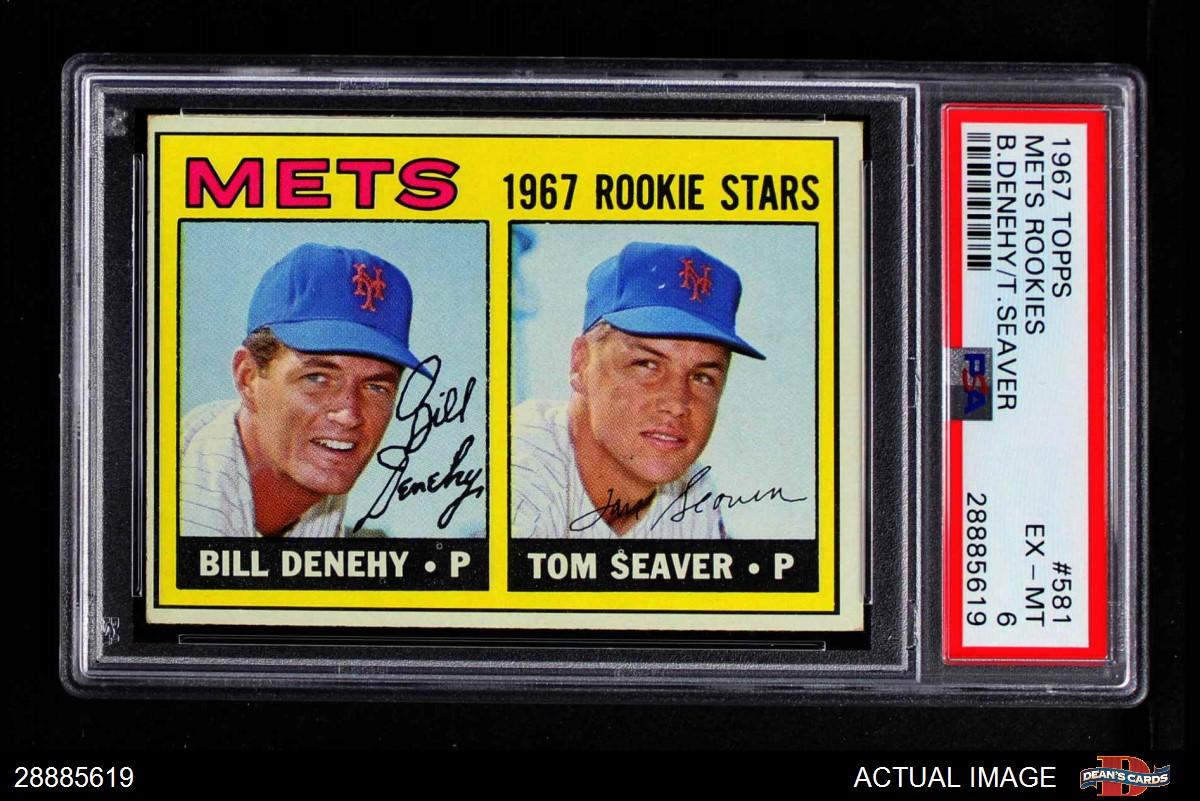 1967 Topps 1967 Topps Baseball High Number Set