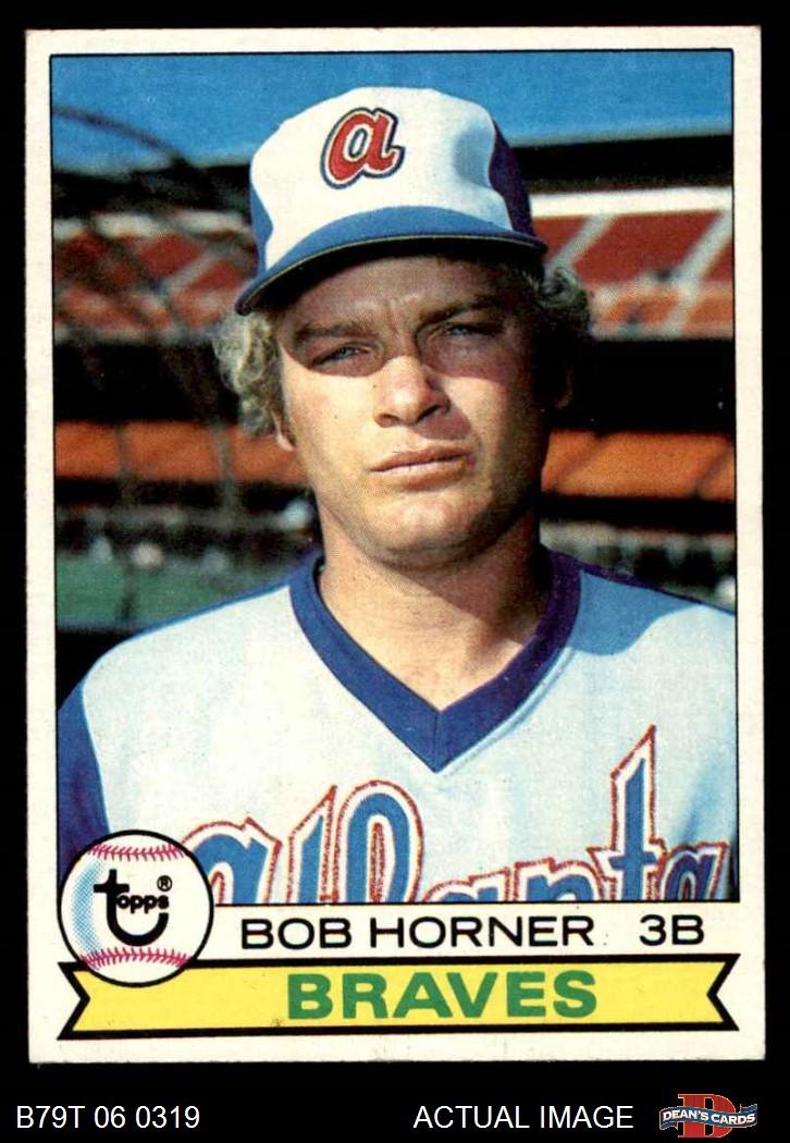 1979 Topps Atlanta Braves Team Set
