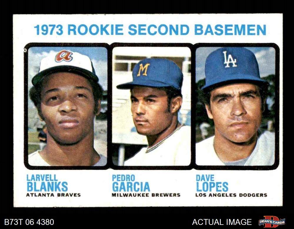 Deans Cards 4 1973 Topps # 515 Andy Messersmith Los Angeles Dodgers VG//EX Dodgers Baseball Card