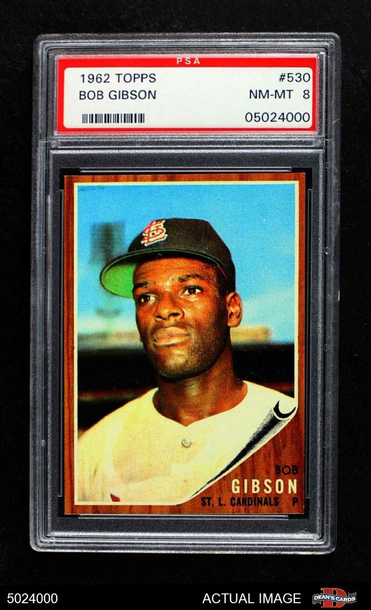 530 Bob Gibson 8