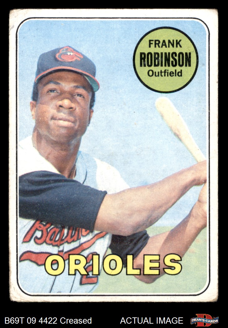 1969 Topps 1969 Topps Baltimore Orioles Team Set