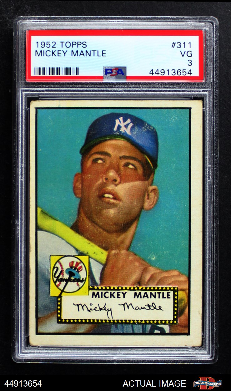 1952 Topps 1952 Topps High Number Complete Set