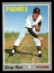 1970 Topps #694  Gary Ross  Front Thumbnail