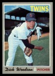1970 Topps #479  Dick Woodson  Front Thumbnail