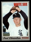 1970 Topps #414  Paul Edmondson  Front Thumbnail