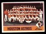 1976 Topps #147   -  Bill Virdon Astros Team Checklist Front Thumbnail