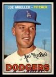 1967 Topps #149  Joe Moeller  Front Thumbnail