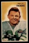 1955 Bowman #140  Bill Howton  Front Thumbnail