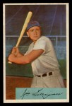 1954 Bowman #28 ERR Jim Greengrass  Front Thumbnail