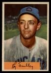 1954 Bowman #109  Roy Smalley  Front Thumbnail