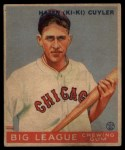 1933 Goudey #23  Kiki Cuyler  Front Thumbnail