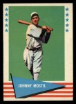 1961 Fleer #64  Johnny Mostil  Front Thumbnail