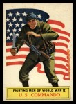 1965 Topps Battle #55   The U.S. Commandos  Front Thumbnail