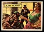 1965 Topps Battle #33   Nazi Terror  Front Thumbnail