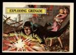 1965 Topps Battle #48   Exploding Grenade  Front Thumbnail