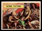1965 Topps Battle #50   Bomb Victims  Front Thumbnail