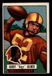1951 Bowman #72  Harry Gilmer  Front Thumbnail