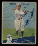 1934 Goudey #45  Oscar Melillo  Front Thumbnail