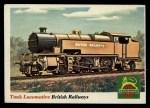 1955 Topps Rails & Sails #19   Tank Locomotive Front Thumbnail