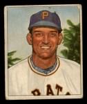 1950 Bowman #87  Bill Werle  Front Thumbnail