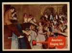 1956 Topps / Bubbles Inc Elvis Presley #10   America's Singing Idol Front Thumbnail