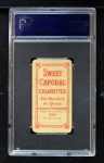 1909 T206 NY Joe Doyle  Back Thumbnail