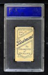 1909 T206 TOL Harry Hinchman  Back Thumbnail