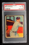 1935 Diamond Stars #38  Ben Chapman   Front Thumbnail
