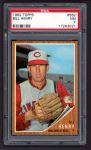 1962 Topps #562  Bill Henry  Front Thumbnail