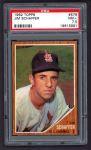 1962 Topps #579  Jim Schaffer  Front Thumbnail