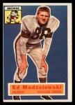 1956 Topps #117  Ed Modzelewski  Front Thumbnail