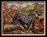 1938 Gum Inc. Horrors of War #179   Wrecked Highway Brings Disaster to Foe Front Thumbnail