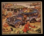 1938 Gum Inc. Horrors of War #81   Japanese Airmen Bombard Schools in Canton Front Thumbnail