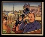 1938 Gum Inc. Horrors of War #163   Loyalist President Leaves Barcelona Front Thumbnail