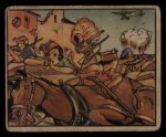 1938 Gum Inc. Horrors of War #67   Women Fighters in Action in Spain Front Thumbnail