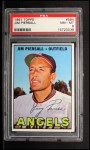 1967 Topps #584  Jimmy Piersall  Front Thumbnail