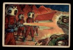 1951 Bowman Jets Rockets and Spacemen #22   Overcoming Steam Frogs Front Thumbnail