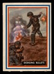1953 Topps Fighting Marines #67   Dodging Bullets Front Thumbnail