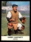 1961 Golden Press #11  Gabby Hartnett     Front Thumbnail