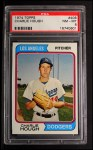 1974 Topps #408  Charlie Hough  Front Thumbnail