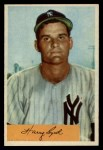 1954 Bowman #49  Harry Byrd  Front Thumbnail
