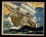 1941 Gum Inc Uncle Sam #94   Bomber Rescue Raft Tactics Front Thumbnail