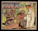 1941 Gum Inc Uncle Sam #107   Medical Corps Front Thumbnail