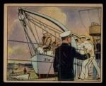 1941 Gum Inc Uncle Sam #22   Abandon Ship Front Thumbnail