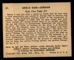 1941 Gum Inc Uncle Sam #37   Can You Take It Back Thumbnail