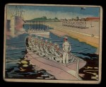 1941 Gum Inc Uncle Sam #13   The Training Station Front Thumbnail
