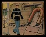 1941 Gum Inc Uncle Sam #30   Sea Duty Front Thumbnail
